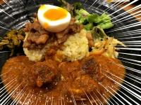 カレーに魯肉飯ですと…!? 大久保「spicy curry 魯珈」で味わう旨味のハーモニーにやみつき者続出