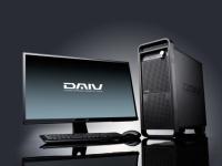 マウス、DAIVよりGTX1080を2基搭載した「DAIV-DGX715シリーズ」を販売開始