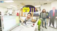 NHK、桑子アナの隣で番組を体験できる360度動画を公開