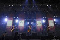 KANA-BOON、全国ツアー初日の模様をWOWOW独占放送&メンバーインタビュー公開