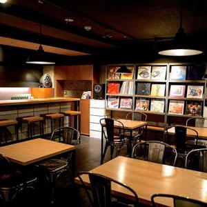 音楽メディアSpincoasterがハイレゾとアナログを楽しむBARを3/31ににオープン