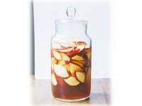 ジャムよりお手軽! 冬の保存食「りんご茶」