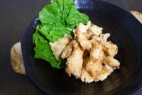 唐揚げじゃなく天ぷらだよ!安くてボリューミーな「鶏天」の作り方