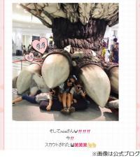 辻ちゃん長女がスカウトされる、東京・池袋のショッピングモールで。