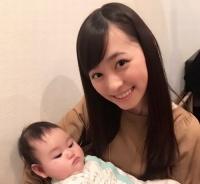 """""""赤ちゃん抱くまいんちゃん""""に反響"""