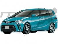 トヨタ、モデルの統廃合で三位一体ミニバンが登場