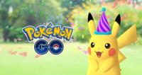 ポケモンGO:みんなで祝おう! ポケモン&ピカチュウの誕生日!