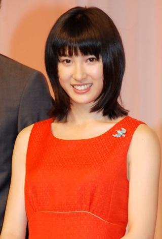 『まれ』ヒロイン土屋太鳳、北陸新幹線開業に歓喜