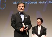 『第68回カンヌ映画祭』「ある視点」部門で監督賞を受賞した黒沢清監督(C)Kazuko Wakayama