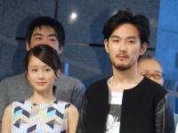 (左から)前田敦子、松田龍平 (C)ORICON NewS inc.