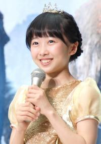 本田望結、一人でお風呂入れず「家では妹がお姉ちゃん」