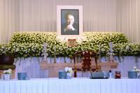 平幹二朗さん通夜 元妻・佐久間良子、共演の三田佳子ら追悼 急な別れ惜しむ「突然のことで衝撃…」