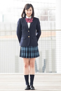 日本一制服が似合う男女を決める『第4回日本制服アワード』受賞者発表 女子グランプリは栃木県出身の高校3年生・鈴木えりかさん