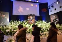黒沢健一さん偲ぶ会、多くのファンが涙…「まだ信じられない」