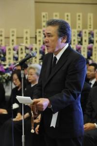 鳥羽一郎、恩師・船村徹さんへ弔辞「不肖の息子です」