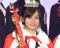 """日本一かわいい女子高生、""""堀北""""似の船越雪乃さんに決定 目標は「朝ドラ」"""