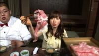 テレ東・紺野アナ、最後の出演でお肉爆食 ラストダンスも披露