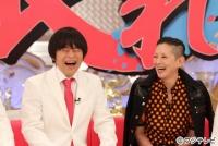 夏木マリ、劇団ひとりからお墨付き 体張る姿に「売れますよ!」