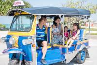 """沖縄で""""トゥクトゥク""""登場 普通免許で運転できる!"""