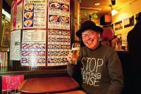 孤独のグルメ作者が絶賛 新宿駅改札そばの店のメニューとは