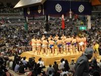 大相撲4横綱時代、ガチンコ平幕力士の目の色変わる