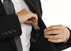 経費精算にイエローカード。解雇回避の謝罪法