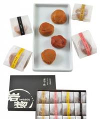 「疲労回復に個包装の梅干し」キングジム 宮本 彰社長の手土産