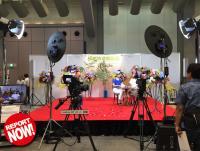 [Report Now!]第1回関西放送機器展〜関西初の総合的な放送機器展を往く!