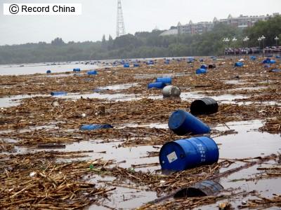 水質汚染で飲料水も危険、黄河に匹敵する量の工業廃水が長江に流れ込む―中国