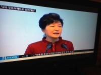 朴大統領の支持率が42.8%に回復!米大使襲撃事件が影響=韓国ネット「このまま行けば50%以上は確実!」「なぜか嫌な予感…」