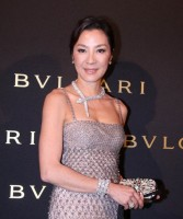 27日、ネパール現地で大地震に遭遇したマレーシアの女優ミシェール・ヨーが、自身が無事であることについてコメントを発表した。写真はミシェール・ヨー。(Record China)