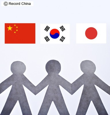 日中韓首脳会談に向け、実務 ...