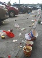 サービスエリアがごみ溜めに!改善されない中国人のマナーに、同じ中国人もあきれ顔―中国