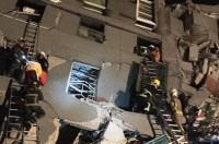 台湾南部の地震、日本の調査チームがマンション倒壊現場を視察―台湾メディア