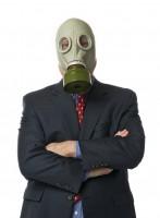 大気汚染に悩むソウル市民がガスマスク姿で街に=韓国ネット「これは笑えない」「過去の日本よりも僕らを苦しめているのは中国」