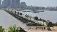 たった26分40秒で全長1150メートルの大橋が完成―中国