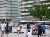 米大使を襲った韓国人被告に懲役12年が確定=韓国ネット「米国なら終身刑」「国のイメージを失墜させたのに…」