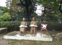"""「東京にも慰安婦像を」発言、中韓で注目されるも反応に違い=韓国ネットは称賛、中国ネットは""""きわどい""""コメントも"""