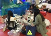 中国人観光客が去った韓国の空港、足の踏み場もないほどごみだらけ=韓国ネット「トイレもものすごいことに」「大統領のせいで中国人にもなめられる」