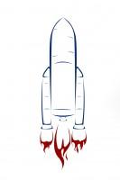 日本が世界最小のロケット打ち上げ失敗も、韓国ネットからはうらやむ声=「失敗したとしても、うらやましい」「長距離ミサイル実験だ」―韓国ネット