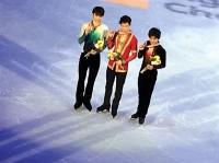 フィギュア4大陸選手権、羽生2位に中国のファンから疑問の声も