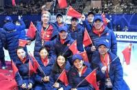冬季アジア大会閉幕、中国選手団団長「日韓との差は大きかった」―中国メディア