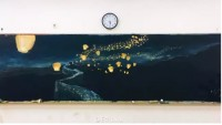高校2年の女子生徒が描く「黒板アート」、その素晴らしさに称賛集まる―中国