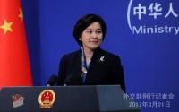 「日韓国民が中国の大気汚染拡散に不満を示しています」の指摘に、中国外交部がコメント