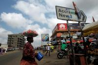 ガーナの「偽の米大使館」、10年あまりも不正入手のビザなどを発給