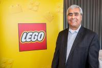 レゴに初の外国人CEO、英国出身のパッダ氏