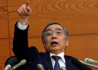 日銀総裁、トランプ政策で世界経済加速 物価目標に追い風=報道