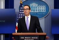 税制改革、8月休会前の議会承認望ましい=米財務長官