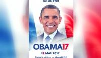 オバマ氏を仏大統領候補に、パリで出馬要請の署名運動