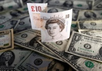 英ポンド、年内1.06ドルに急落も ブレグジット交渉で=ドイツ銀